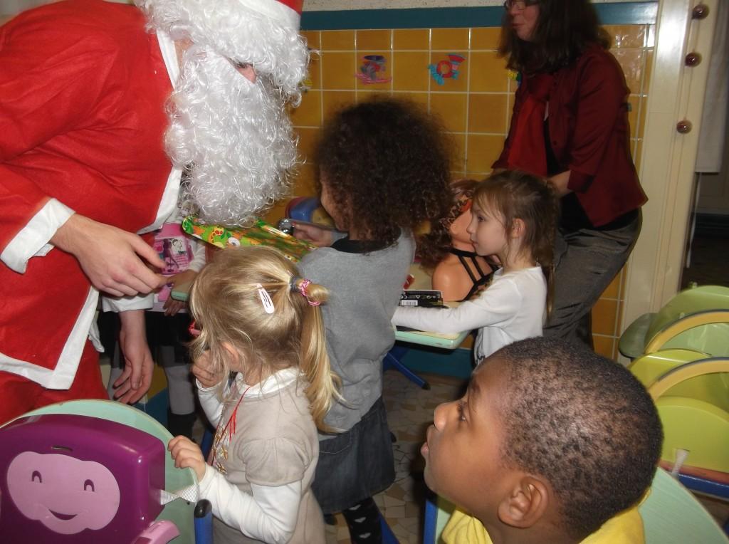 Fêtes de Noël à Glaye