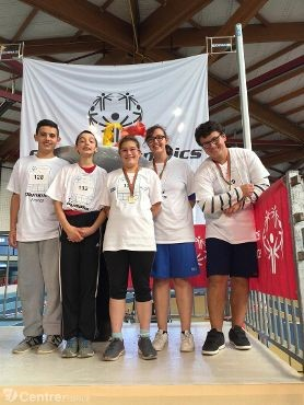 Athlétisme – Les jeunes de l'IME de Manou ont brillé dans le Val d'Oise